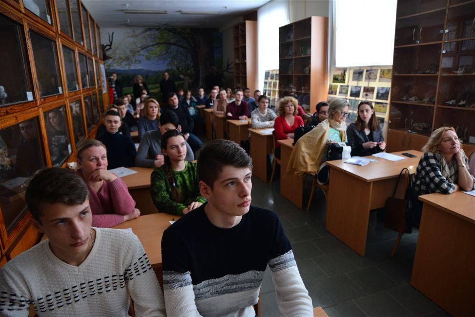 Фотофакт: 10 февраля состоялся День открытых дверей университета