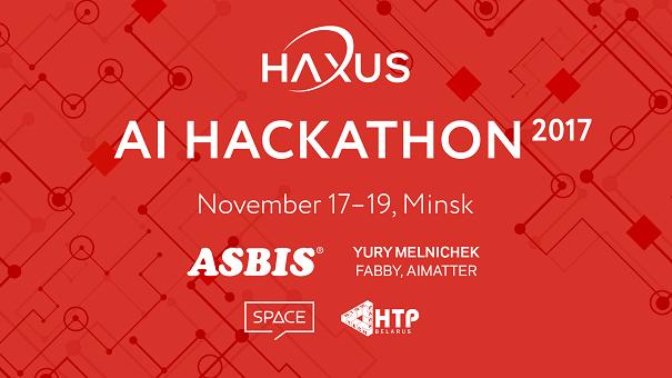 AI Hackathon 2017
