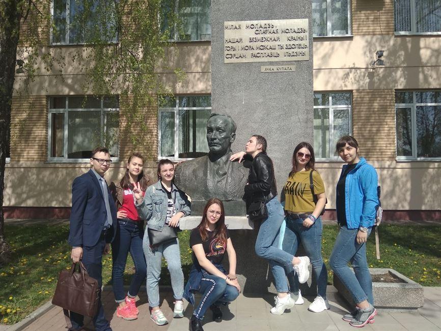 Медиаприключение талантливой молодежи в Гродно
